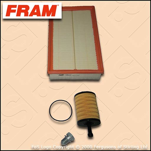 SERVICE KIT for VW TRANSPORTER T5 1.9 TDI FRAM OIL AIR FILTERS (2003-2009)
