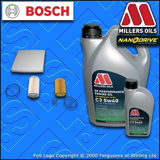 SERVICE KIT HONDA CR-V MK3 RE6 2.2 I-DTEC OIL FUEL CABIN FILTER +OIL (2009-2012)