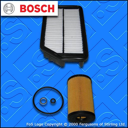 SERVICE KIT for KIA CEE'D (JD) 1.4 1.6 CRDI BOSCH OIL AIR FILTERS (2012-2018)