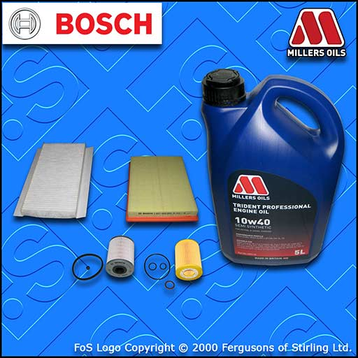 SERVICE KIT OPEL VAUXHALL COMBO C 1.7 DI/DTI OIL AIR FUEL CABIN FILTER+10w40 OIL