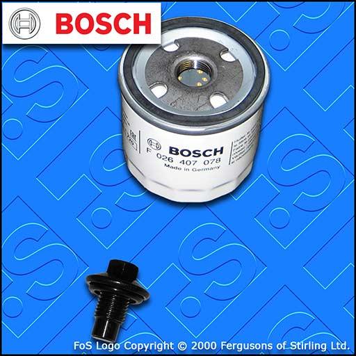 Fiesta 1.25 1.4 1.6 Oil /& Air Filter NGK Plugs Sump Plug Service Kit 2008-2015
