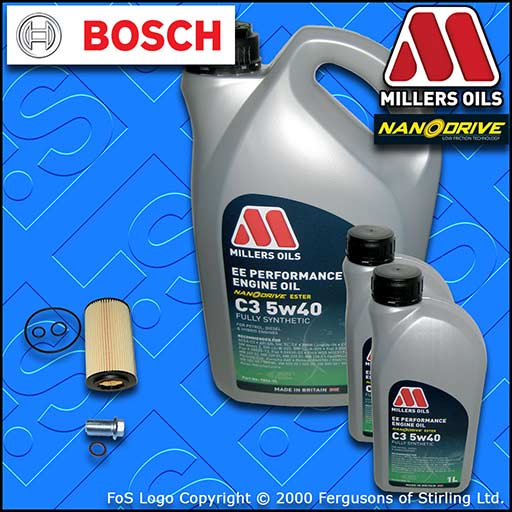 SERVICE KIT for MERCEDES A-CLASS (W176) A200 A220 CDI OIL FILTER+OIL (2012-2018)