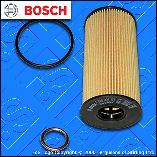 SERVICE KIT for RENAULT TRAFIC II 2.0 DCI E5 OIL FILTER SUMP PLUG SEAL 2011-2014